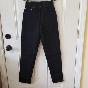 New Vintage Levi's 550 Relaxed Fit, Trapped Legs